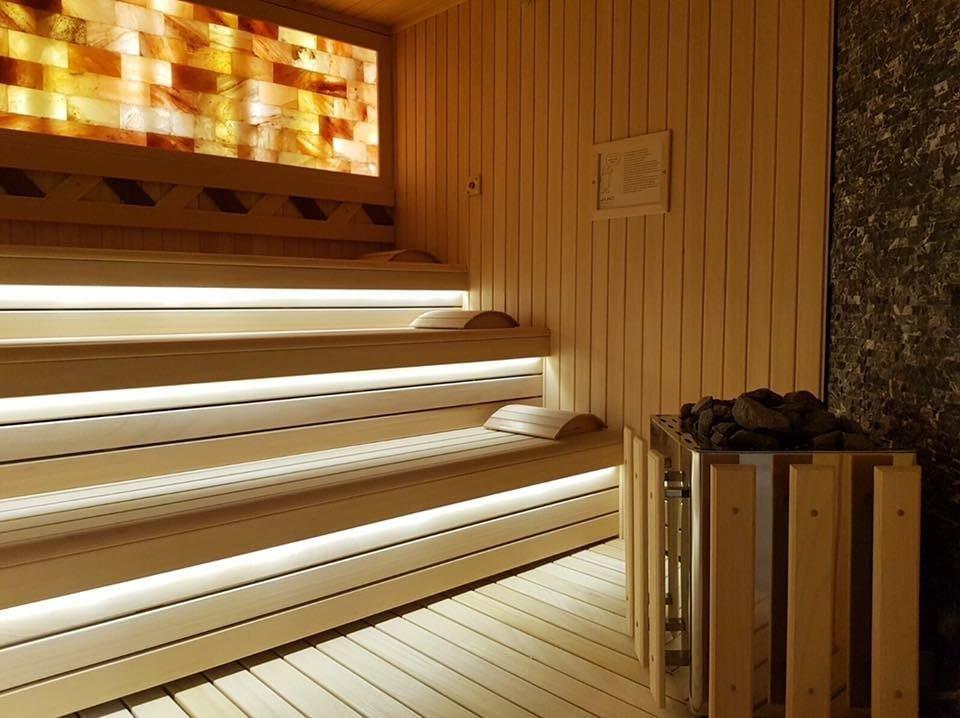Tasarım Sauna