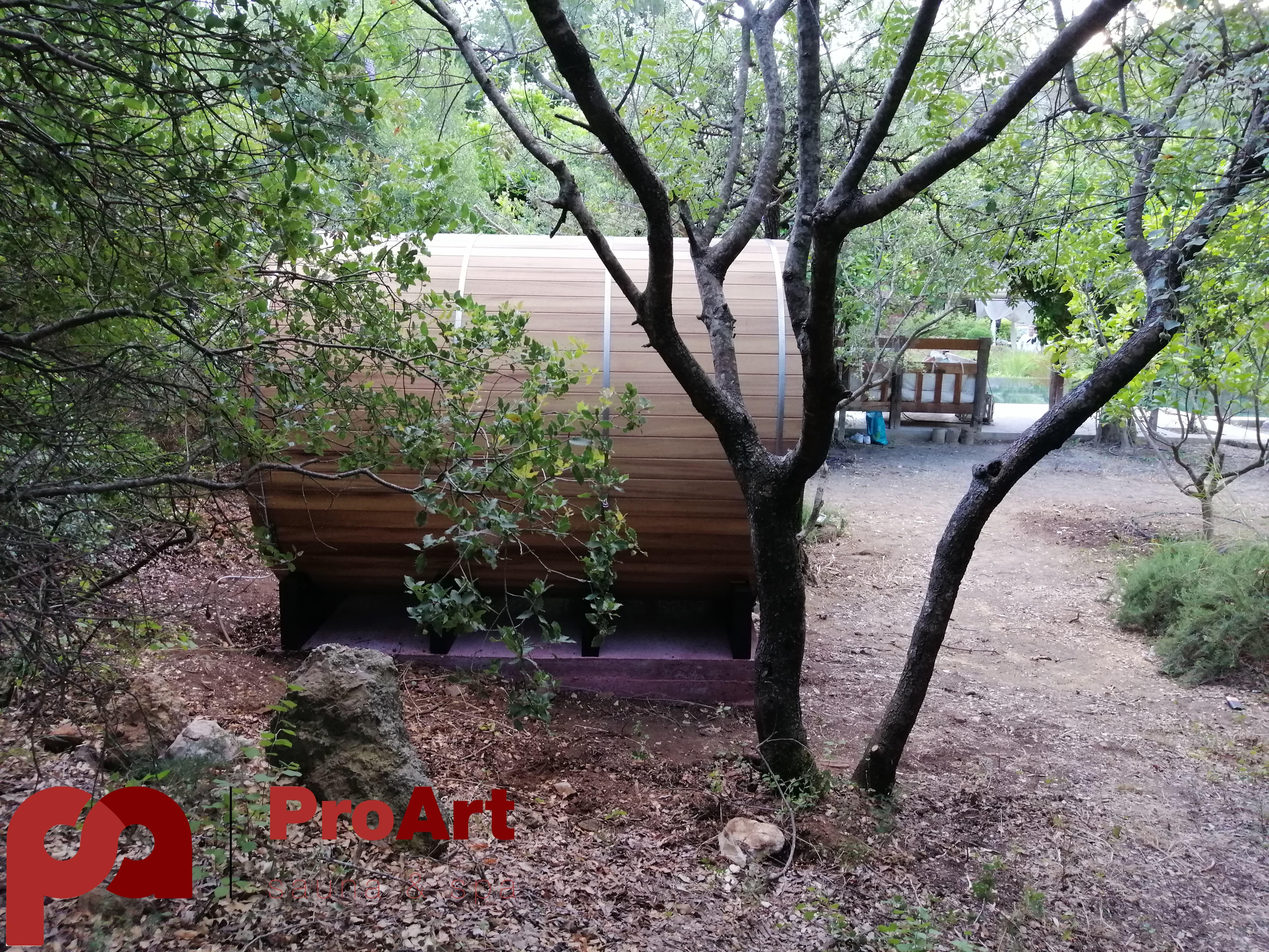 Varil Sauna