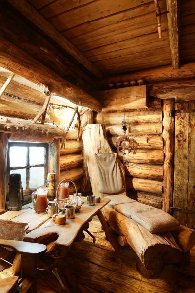 Sauna Ahşap Çeşitleri