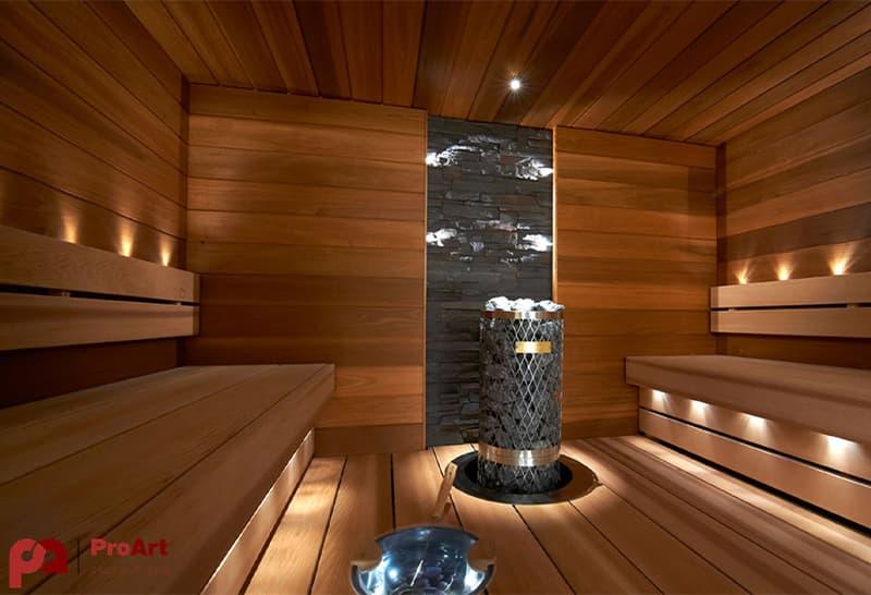 >Saunanın diğer banyolardan farkı nedir?