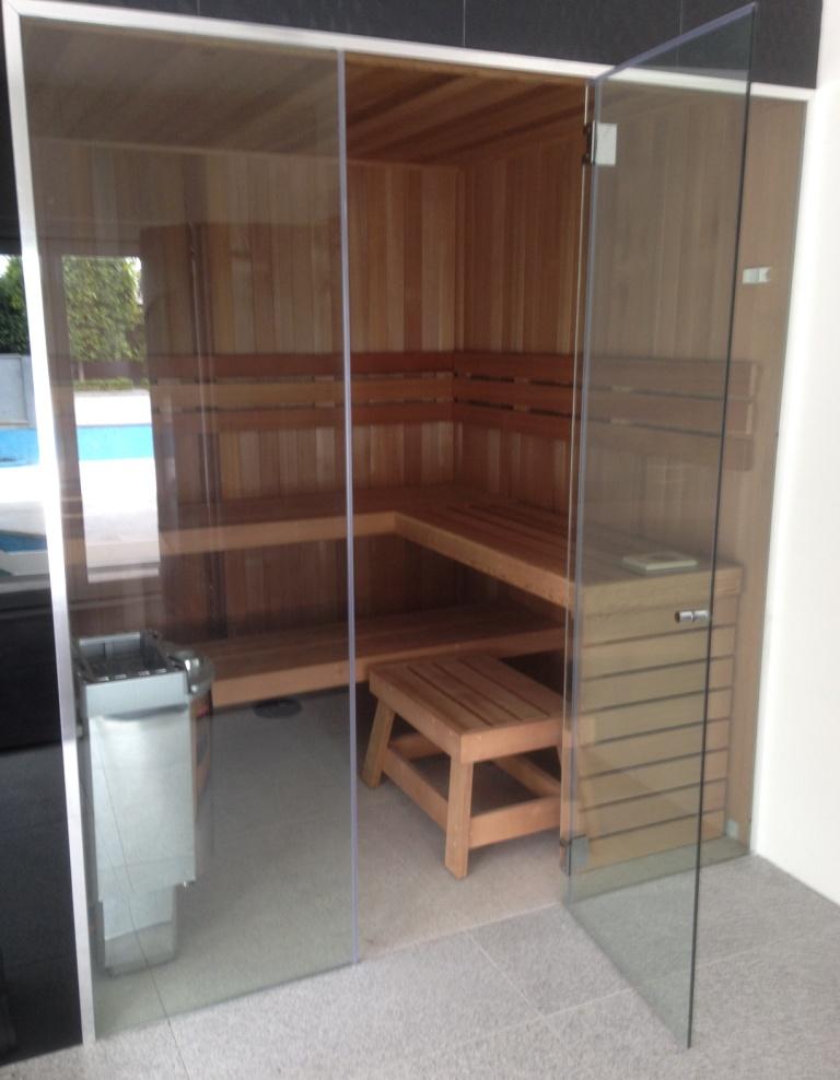 Kabin Sauna